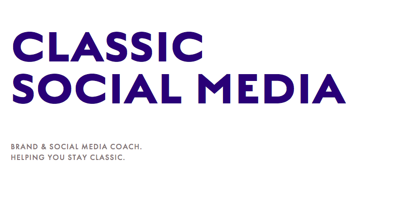 Brand and Social Media Coaching - Even brand coaches need coaching.  Jessie was able to excavate the parts of my business that needed to rise to the top then she helped me figure out how the hell to use social media and not be terrified of it.