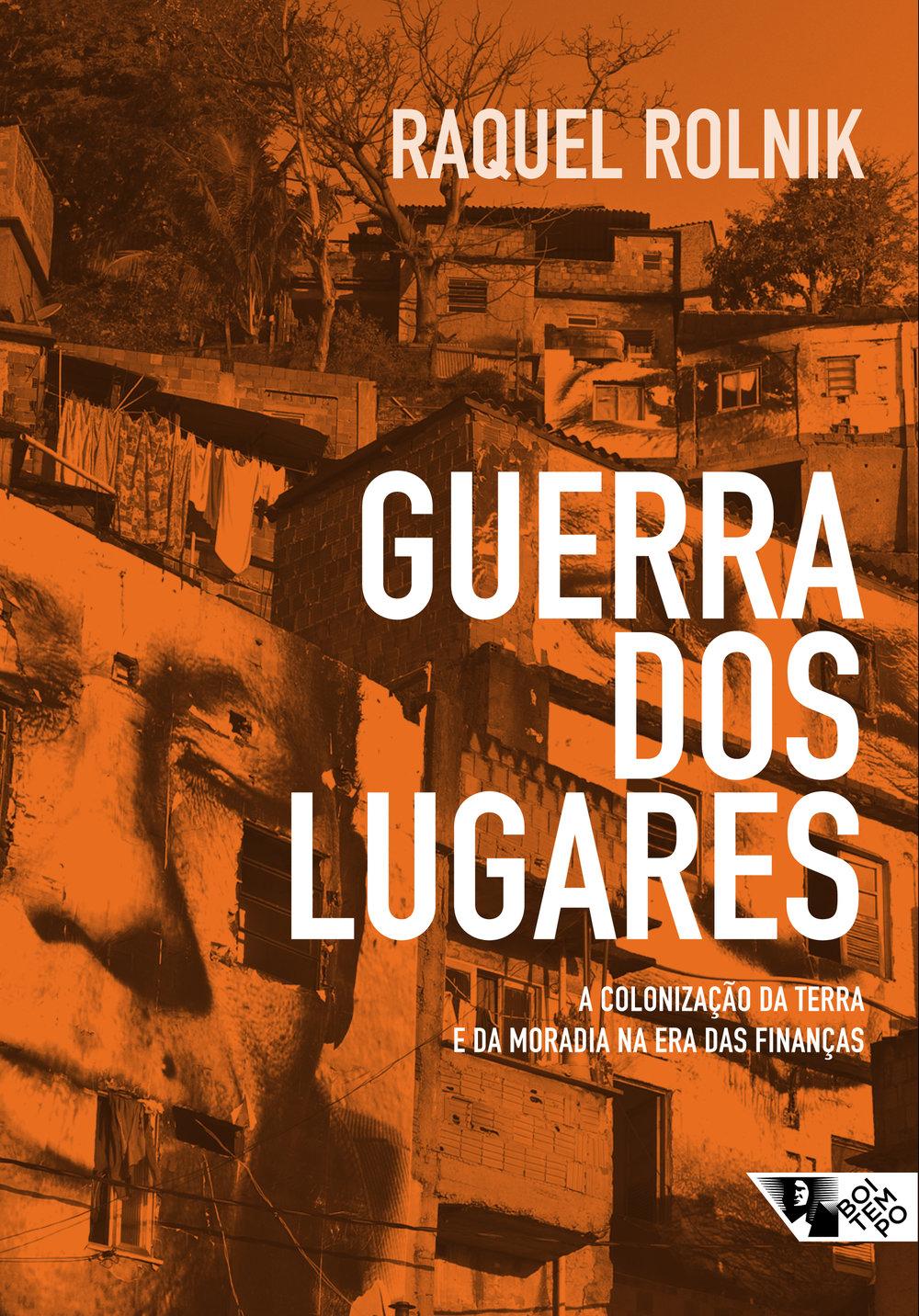 Guerra dos Lugares, Editora Boitempo.