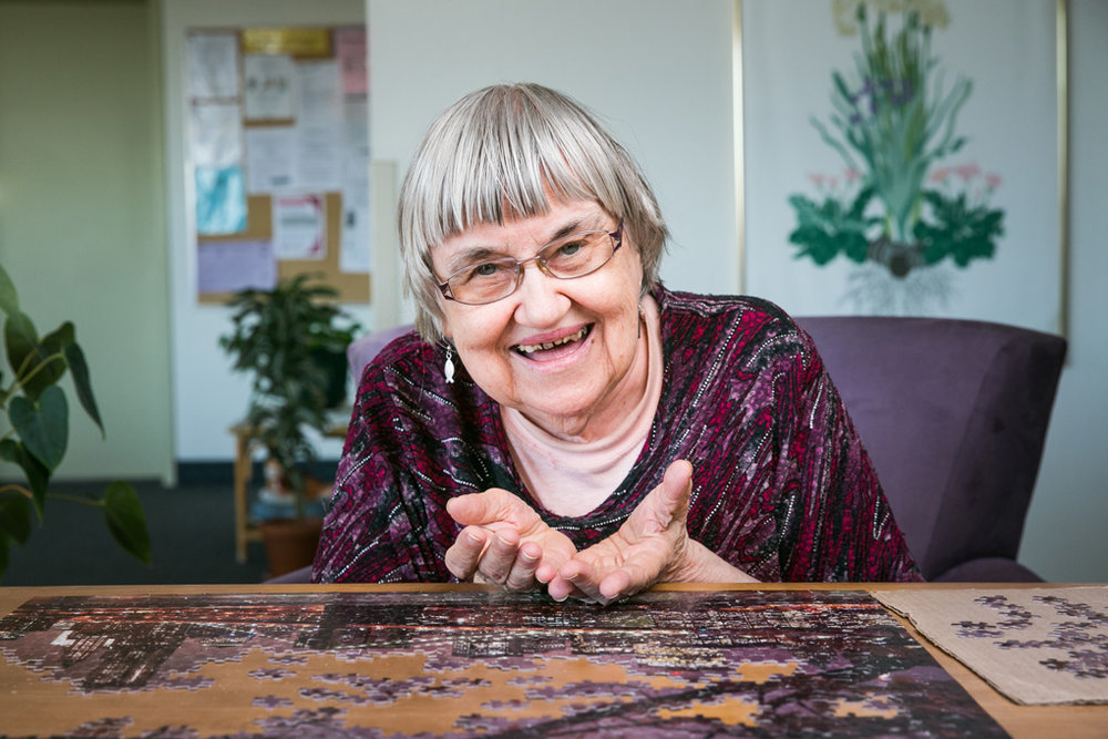 Hazel Grover, Artist & Community Leader