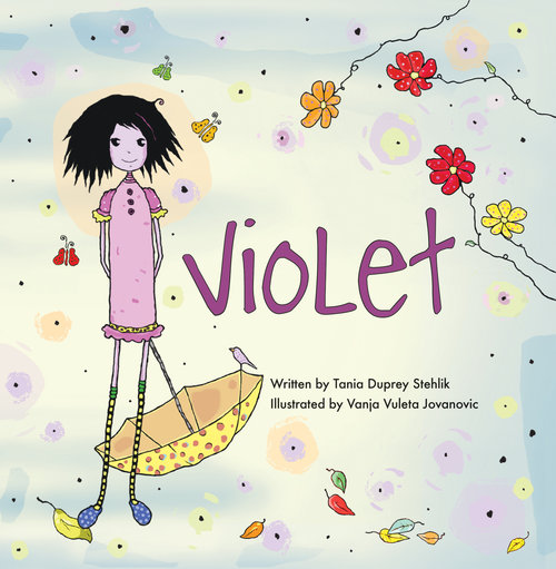 Image result for violet by tania duprey