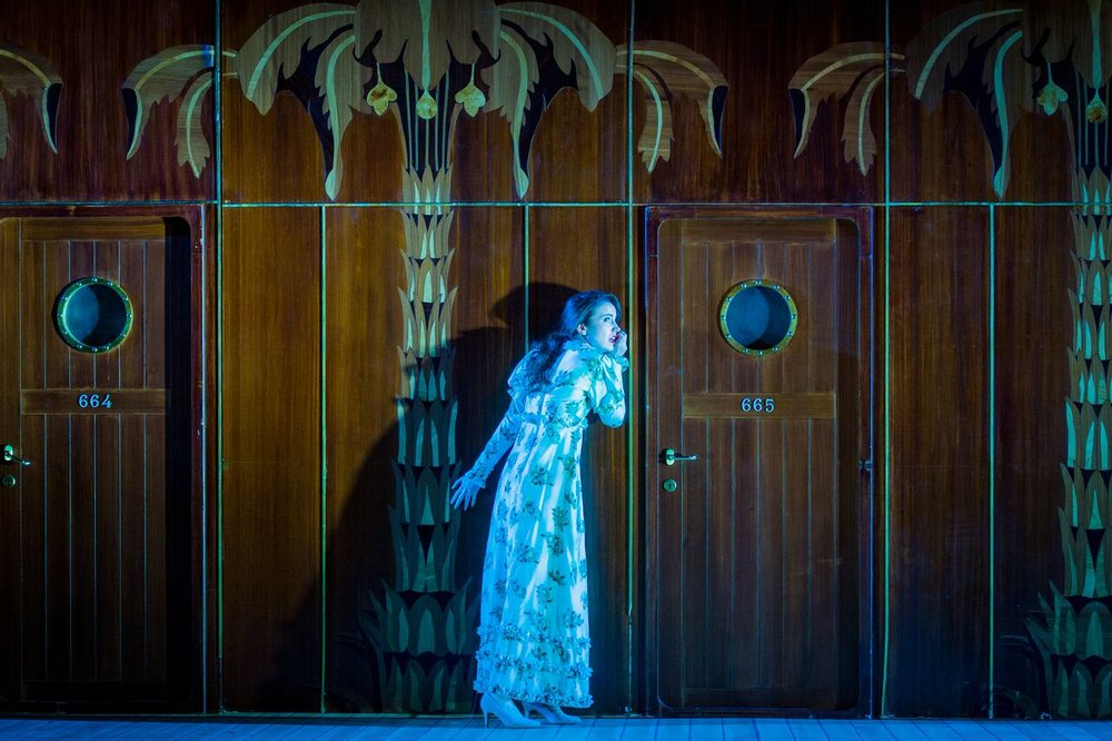 Donna Elvira in Don Giovanni with NI Oper, 2016