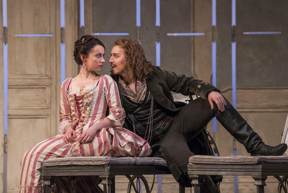 Dorabella with Glyndebourne, 2017