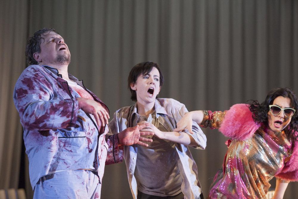 Idamante in Idomeneo, Maggio Musicale, 2017