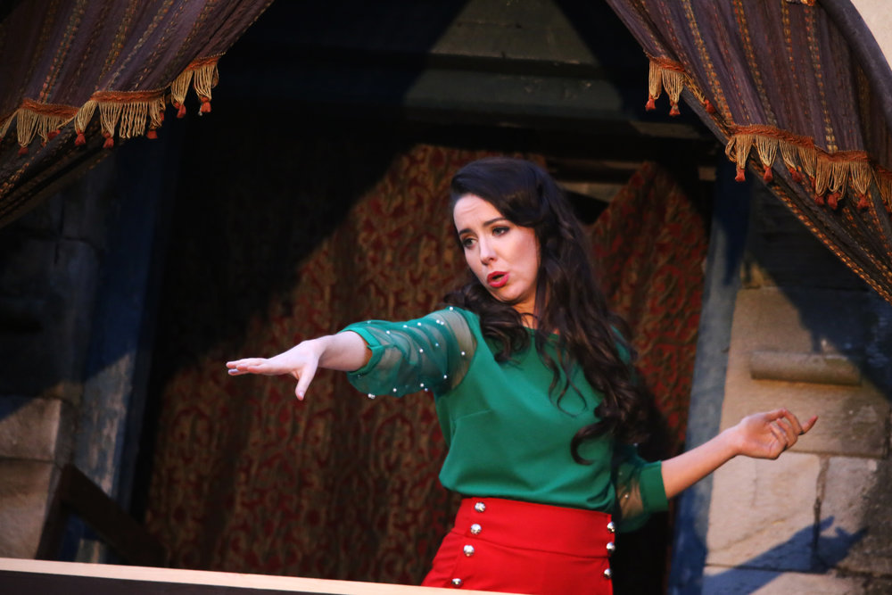 Isabella in L'italiana in Algieri, 2018