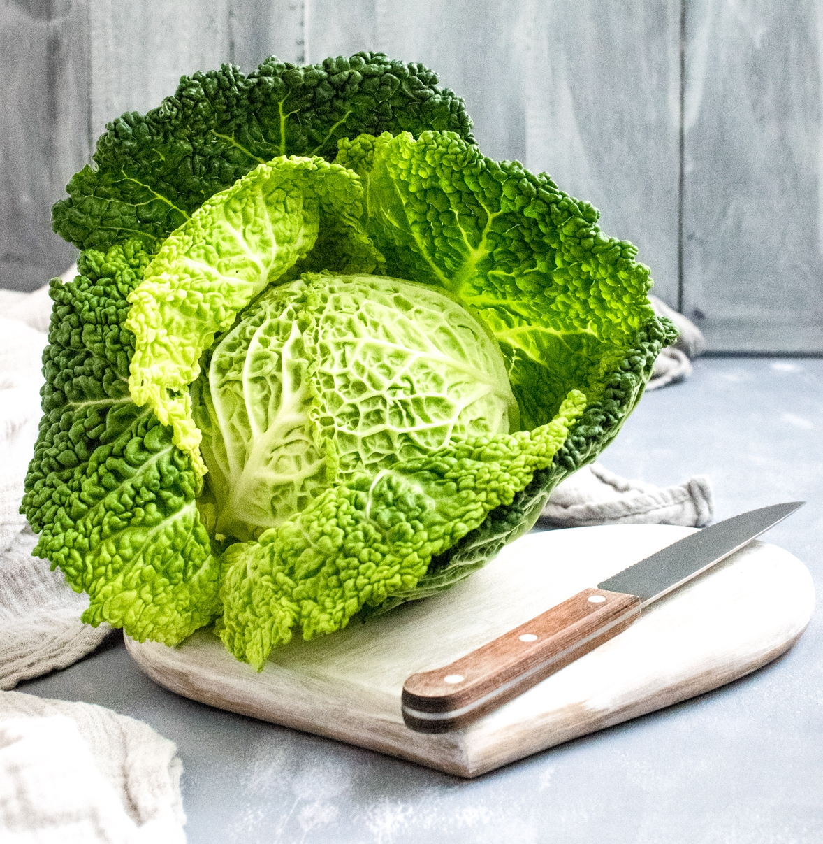 Seasonal Ingredient Of The Week Savoy Cabbage Pollen Grace
