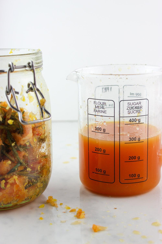 the juice pre-vinegar