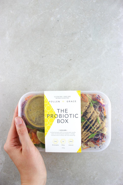 PET plastic packaging