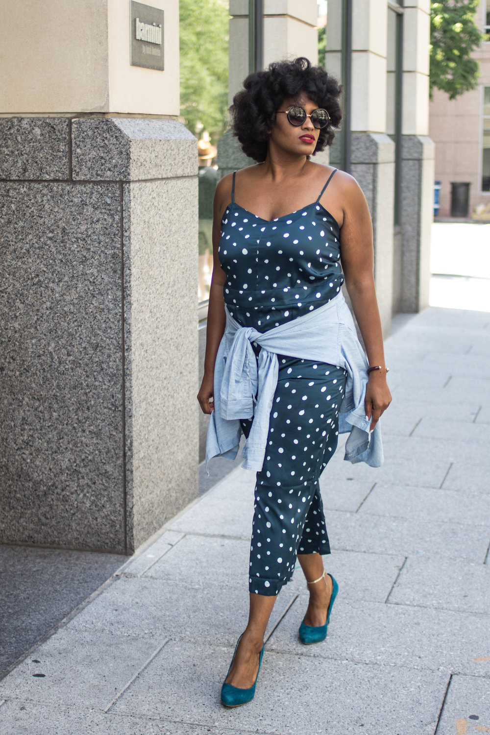tracee ellis ross + style + natural hair + fashion