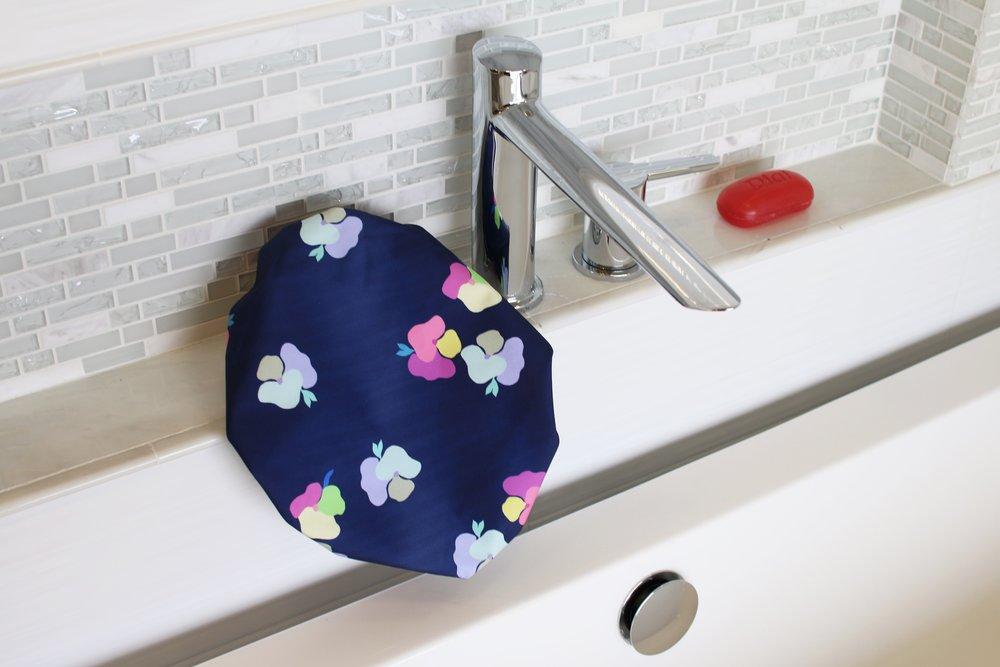 shhhower cap + shower cap + review