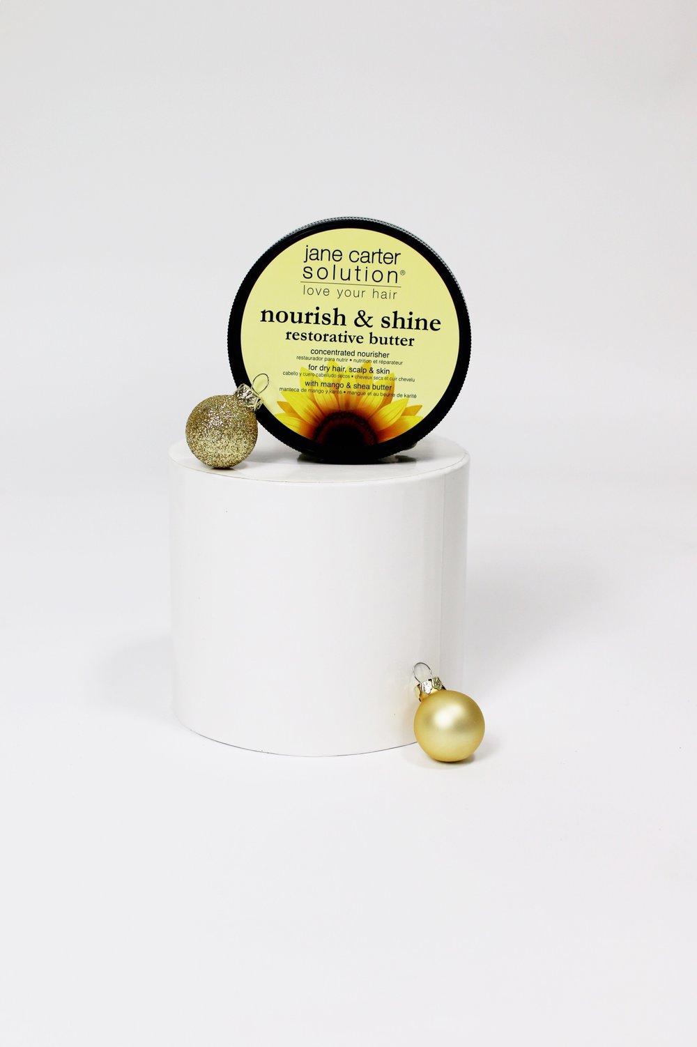 nourish and shine + jane carter