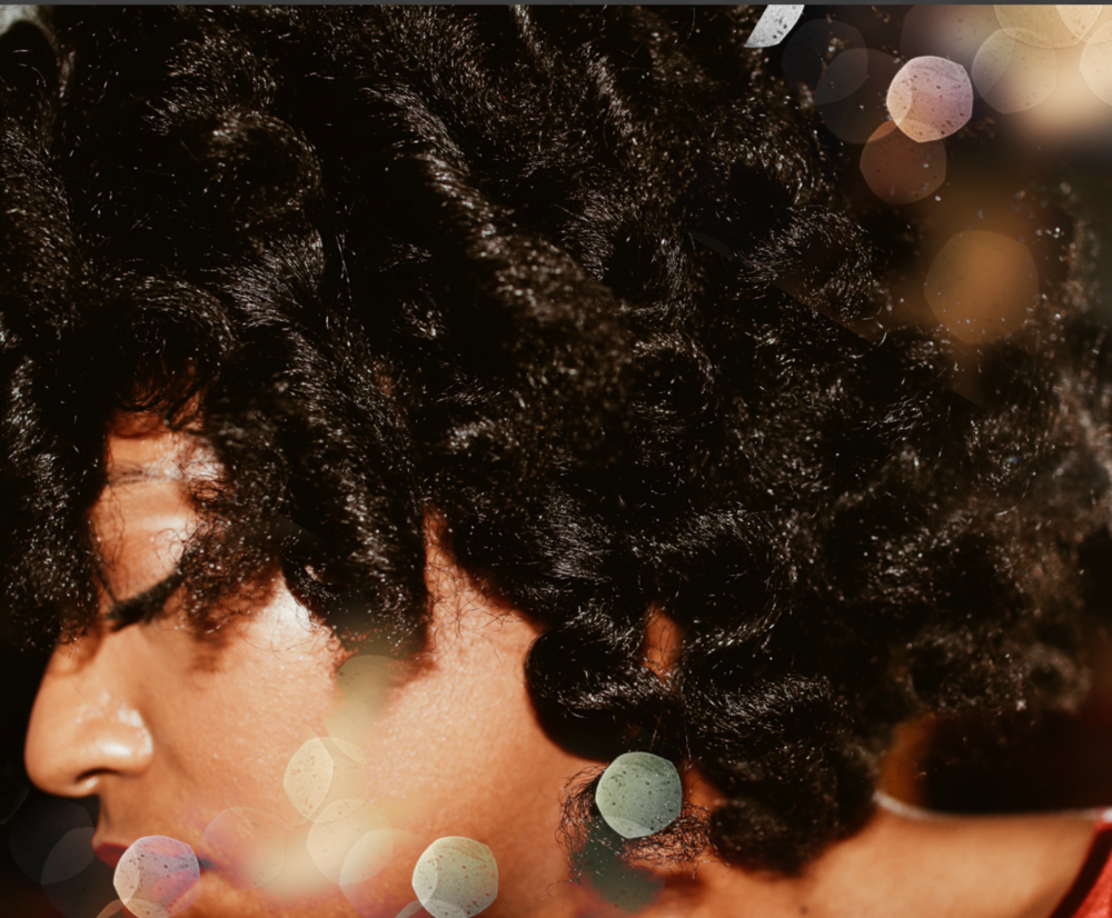 CURLY + HAIR + TRACEE ELLIS ROSS