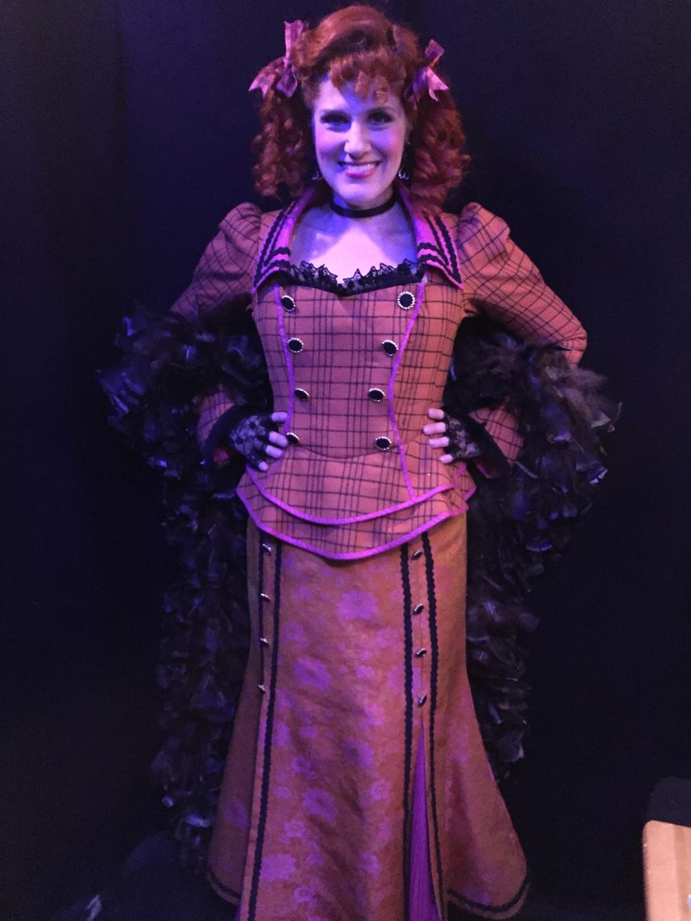 Miss Barley, A Gentleman's Guide to Love & Murder, Broadway