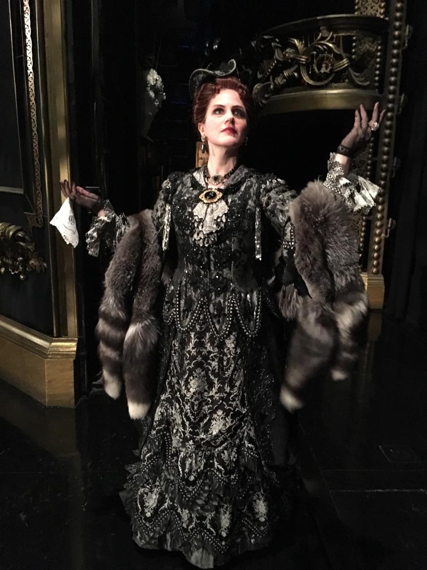Carlotta, The Phantom of the Opera, Broadway
