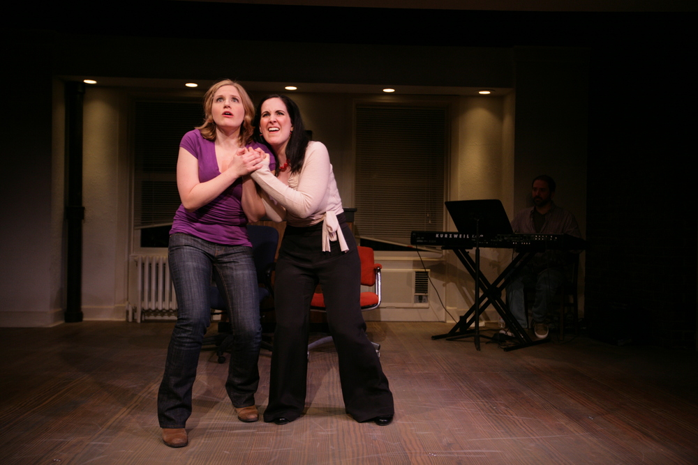 """""""Secondary Character"""", [title of show], Repertory Theatre of St. Louis (with Stephanie D'Abbruzzo)"""