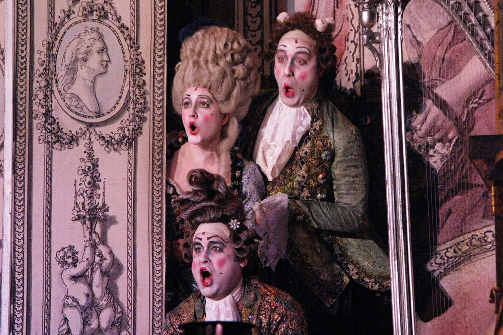 Phantom of the Opera, 25th Anniversary National Tour (with Merritt David Janes and Edward Juvier)