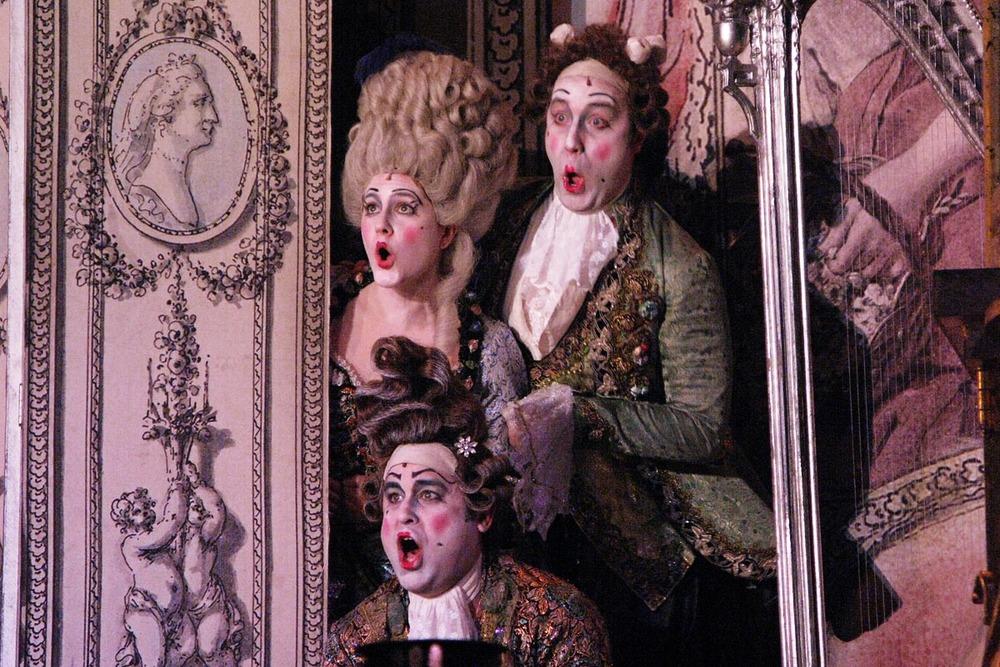 Confidante, Phantom of the Opera, 25th Anniversary National Tour (with Merritt David Janes and Edward Juvier)