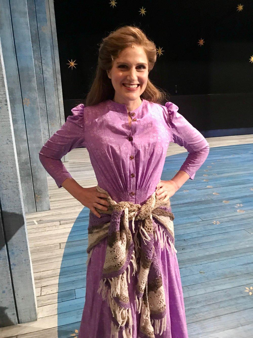 Julie, Carousel, Broadway