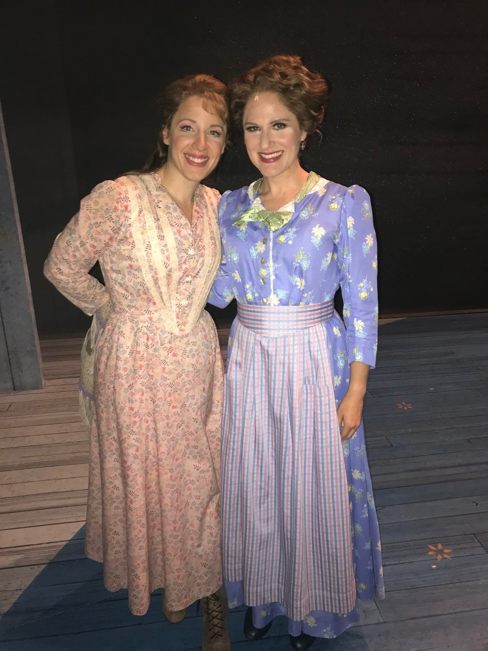 Nettie, Carousel, Broadway (with Jessie Mueller)