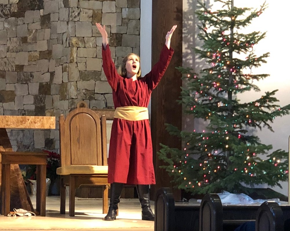 Mother,  Amahl and the Night Visitors,  Steamboat Springs Orchestra