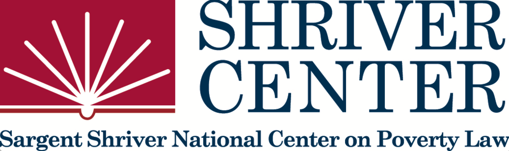 Shriver Center - CHICAGO, ILThe Sargent Shriver National Center on Poverty Law provides national leadership in advancing laws and policies that secure justice to improve the lives and opportunities of people living in poverty. We specialize in practical solutions. We advocate for and serve clients directly, while also building the capacity of the nation's legal aid providers to advance justice and opportunity for their clients.
