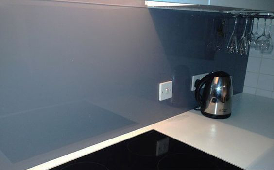 Acrylic splashbacks