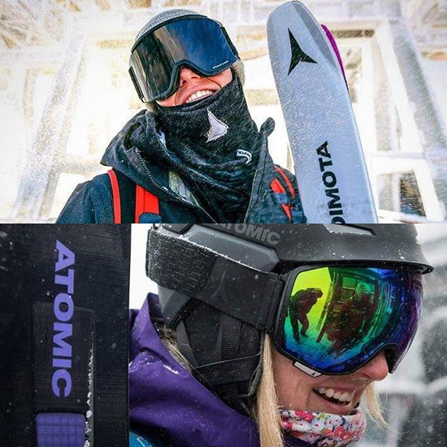 @atomicski athletes @tim_durtschi and @lucysack will be at @rodgersskiandsport doing signings! Dec 22nd from 4:30 pm to 5:30pm!  #ski #skiing #atomic #atomicski #sendit #signing #freeski #backcountry #powder #powpow #mountains