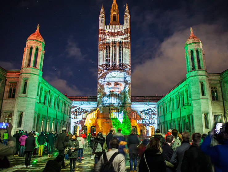 We built Spectra Festival of Light from a small scale event in 2014 to the largest festival offering in Aberdeen 2017