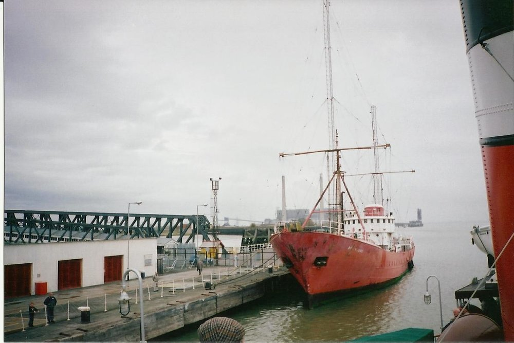 """Ross Revenge"" Radio Caroline by William Davies.jpg"