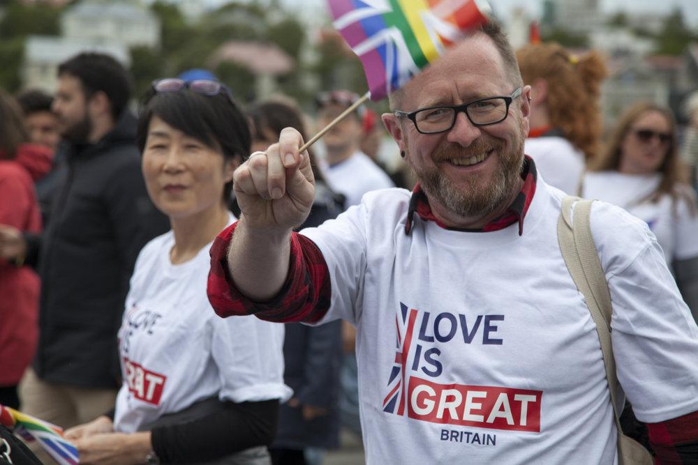 Reykjavik Pride 2018
