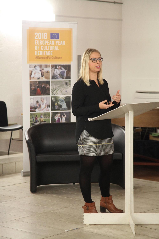 Jessica Farmer (Senior Relationship Manager, Arts Council England)