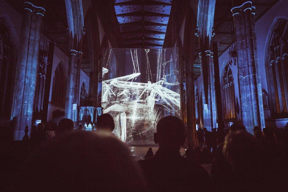 Anna Heinrich & Leon Palmer - Ship of the Gods - Urban Legends: Northern Lights 2018