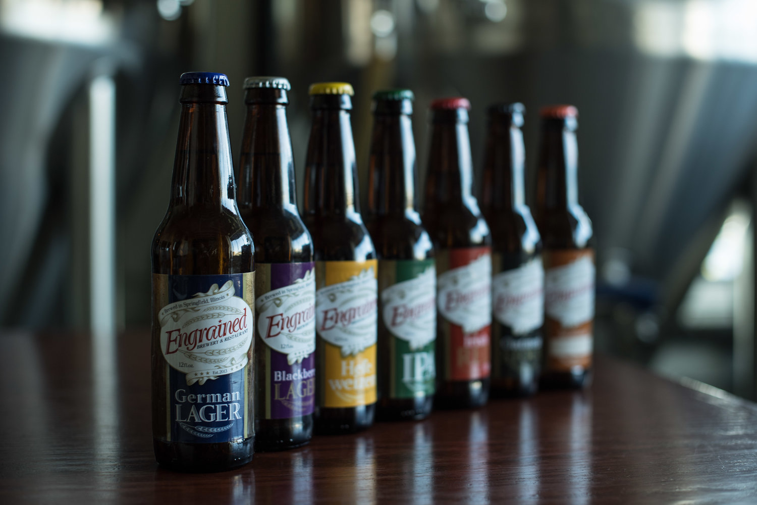 Springfield's Engrained Brewery & Restaurant launches