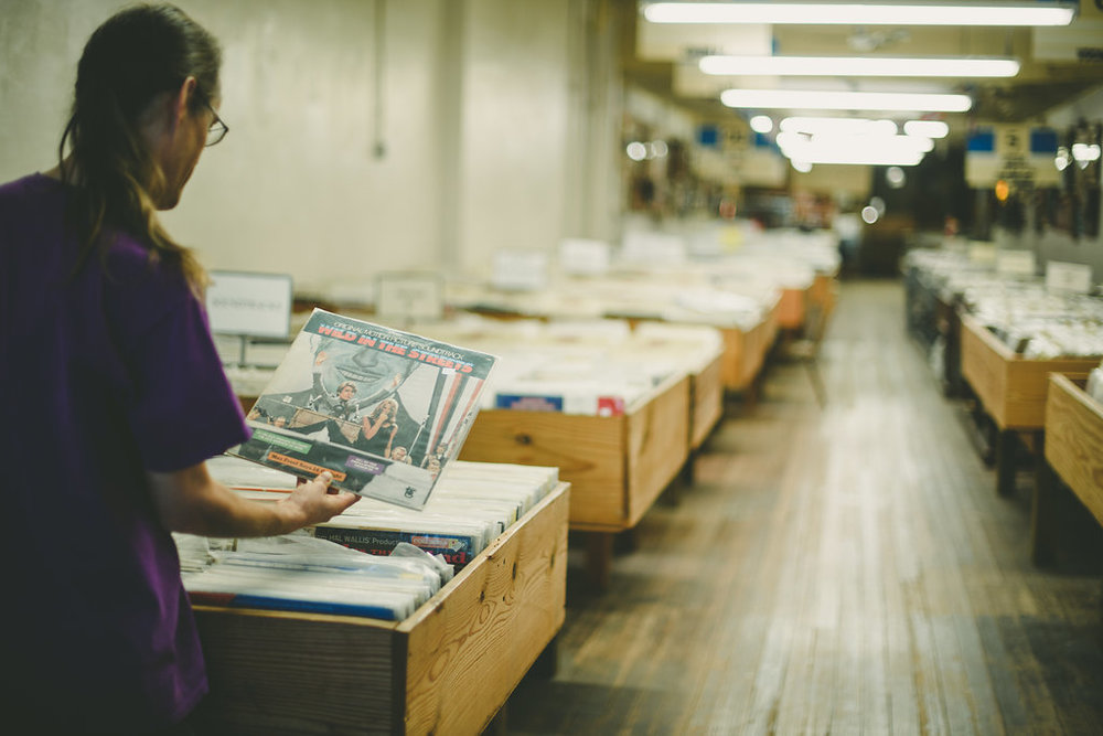 Recycled Records Springfield IL Kate Spencer Photography.jpg