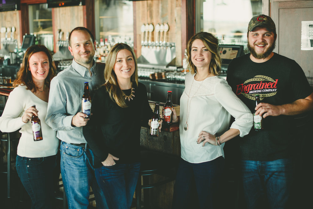 Brent Schwoerer Engrained Brewery & Restaurant Springfield Illinois
