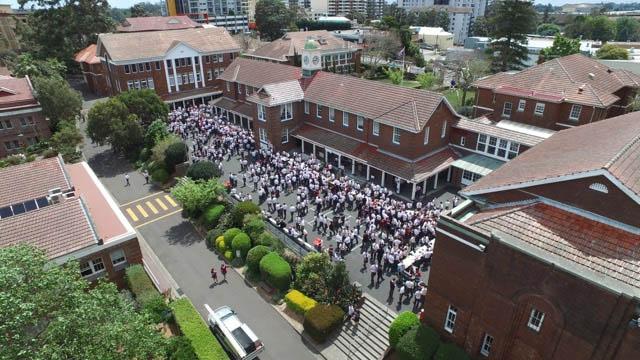Barker College, Upper North Shore, Sydney, Australia