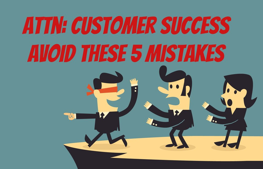 CCO Mistakes