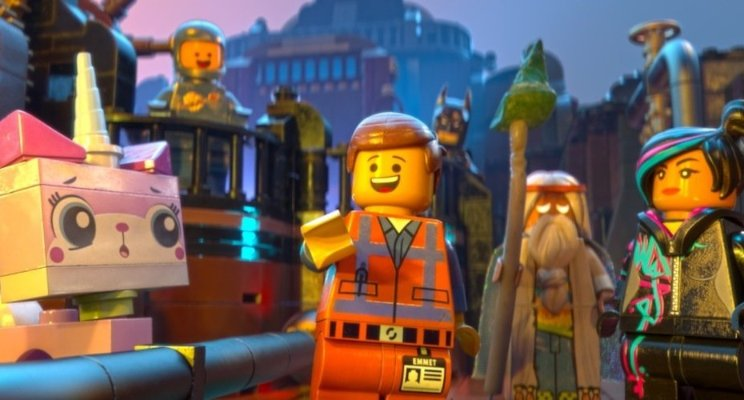 Credit: RogerEbert.com The Lego Movie (2014) Review