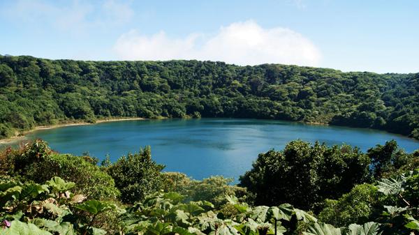 Botos Lagoon. © 2014, Rocío Chacón.