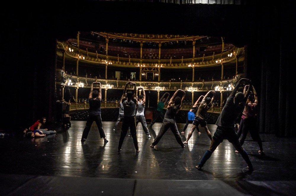 Festival de coreógrafos Graciela Moreno 2017