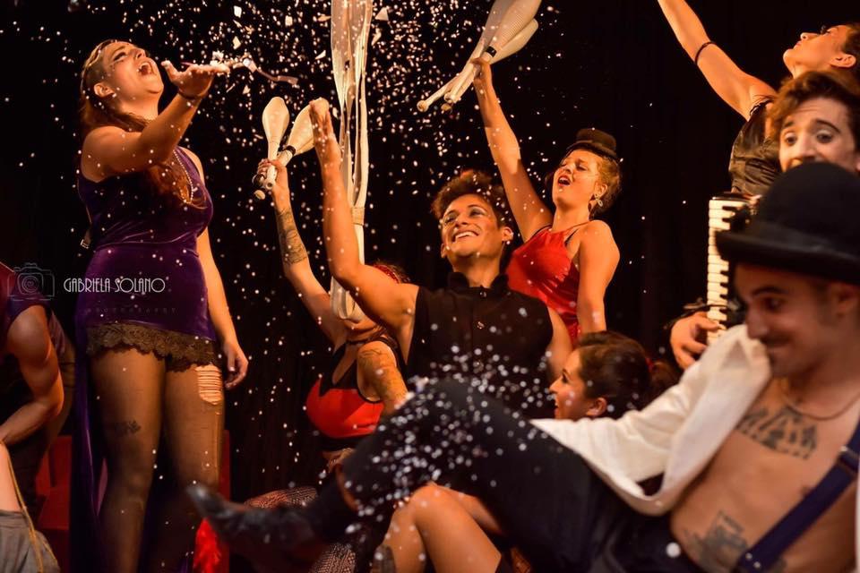 Photo by Gabriela Solano for  Teatro Las Moiras
