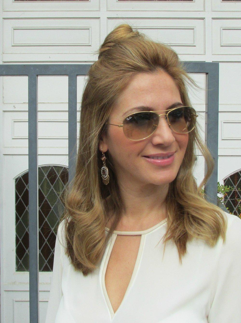 Camel skirt fashion blog 3