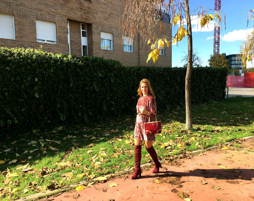 burgundy fashion blog 2