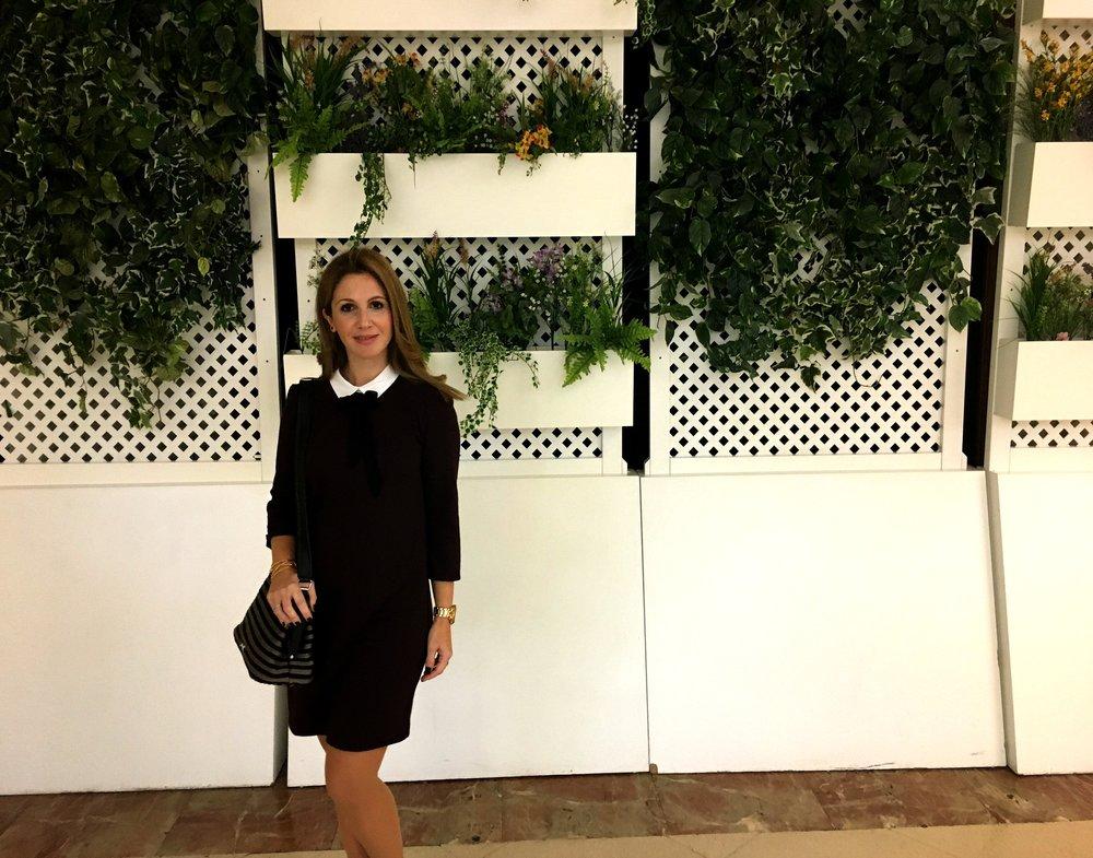 black ribbon fashion blog 2