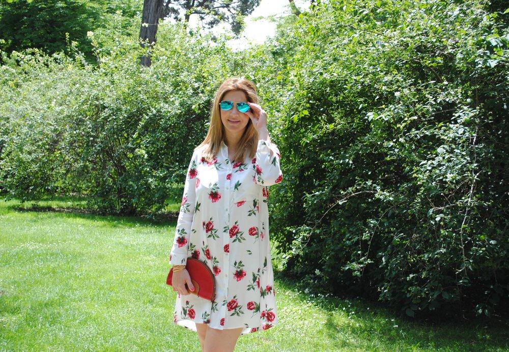 Blouse-dress 1