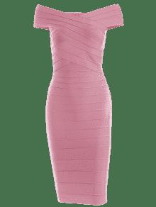 vestido vendaje
