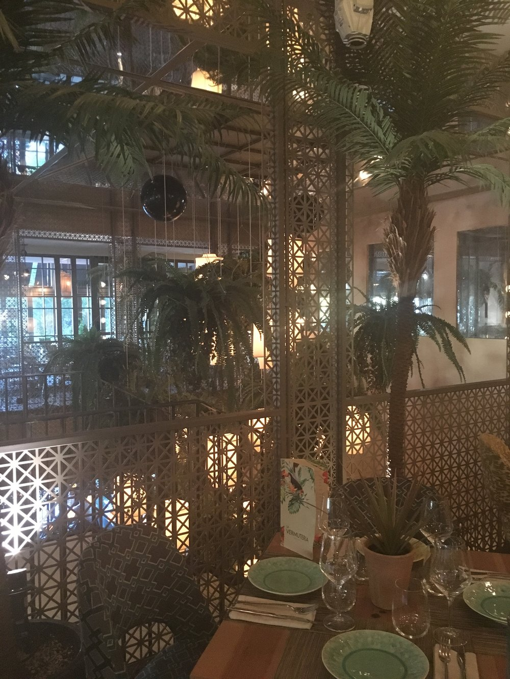 habanera restaurant