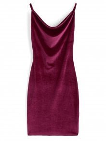 Beautiful wine red dress/ Precioso vestido en color vino