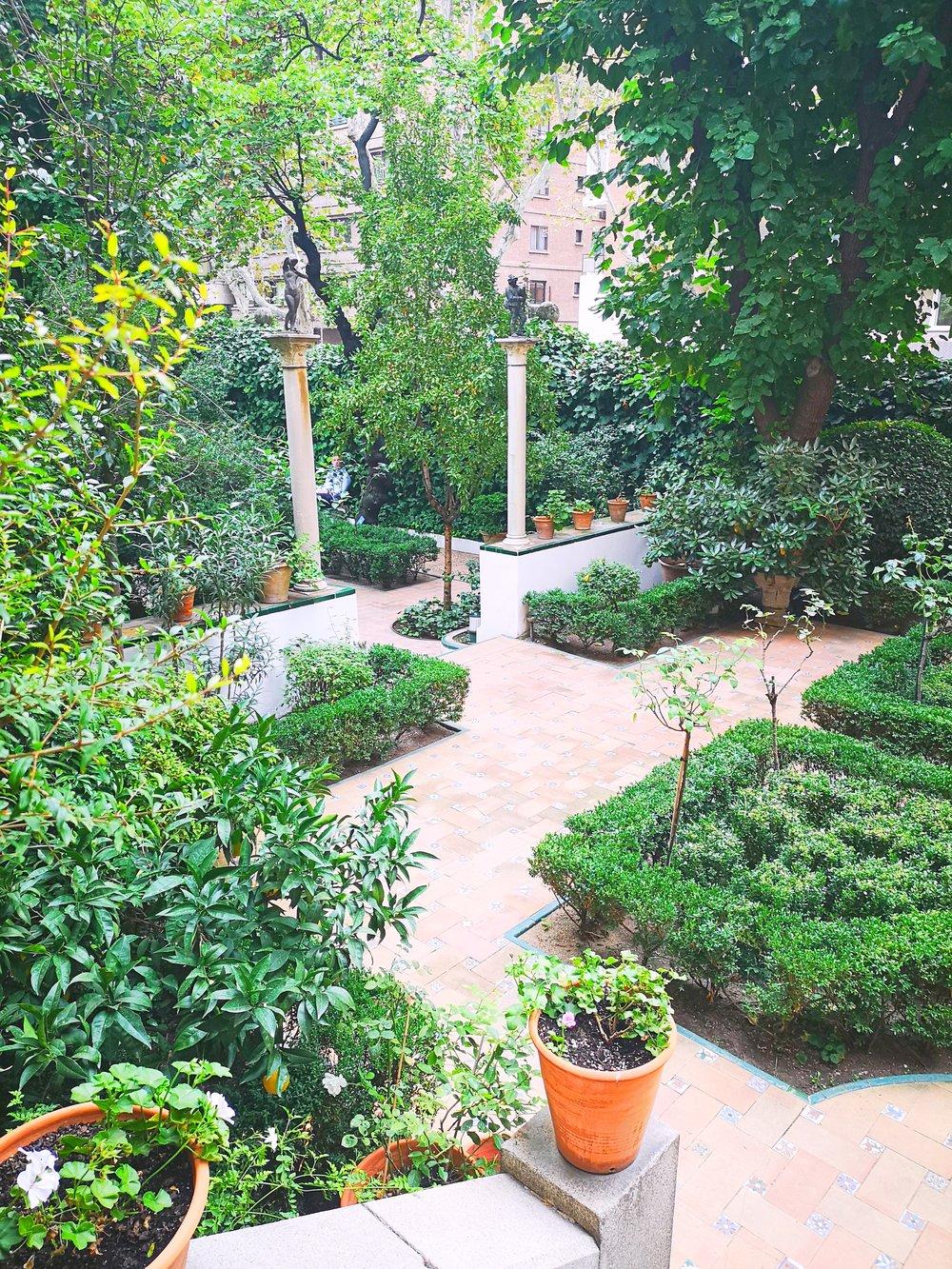 Sorolla-gardens