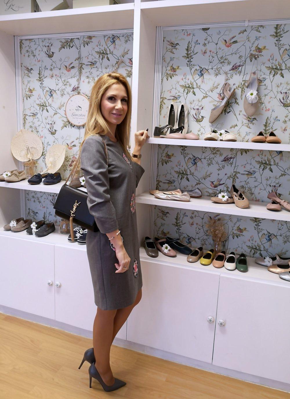 So nice Ganzitos shoes!/ Ideales los zapatitos de Ganzitos!