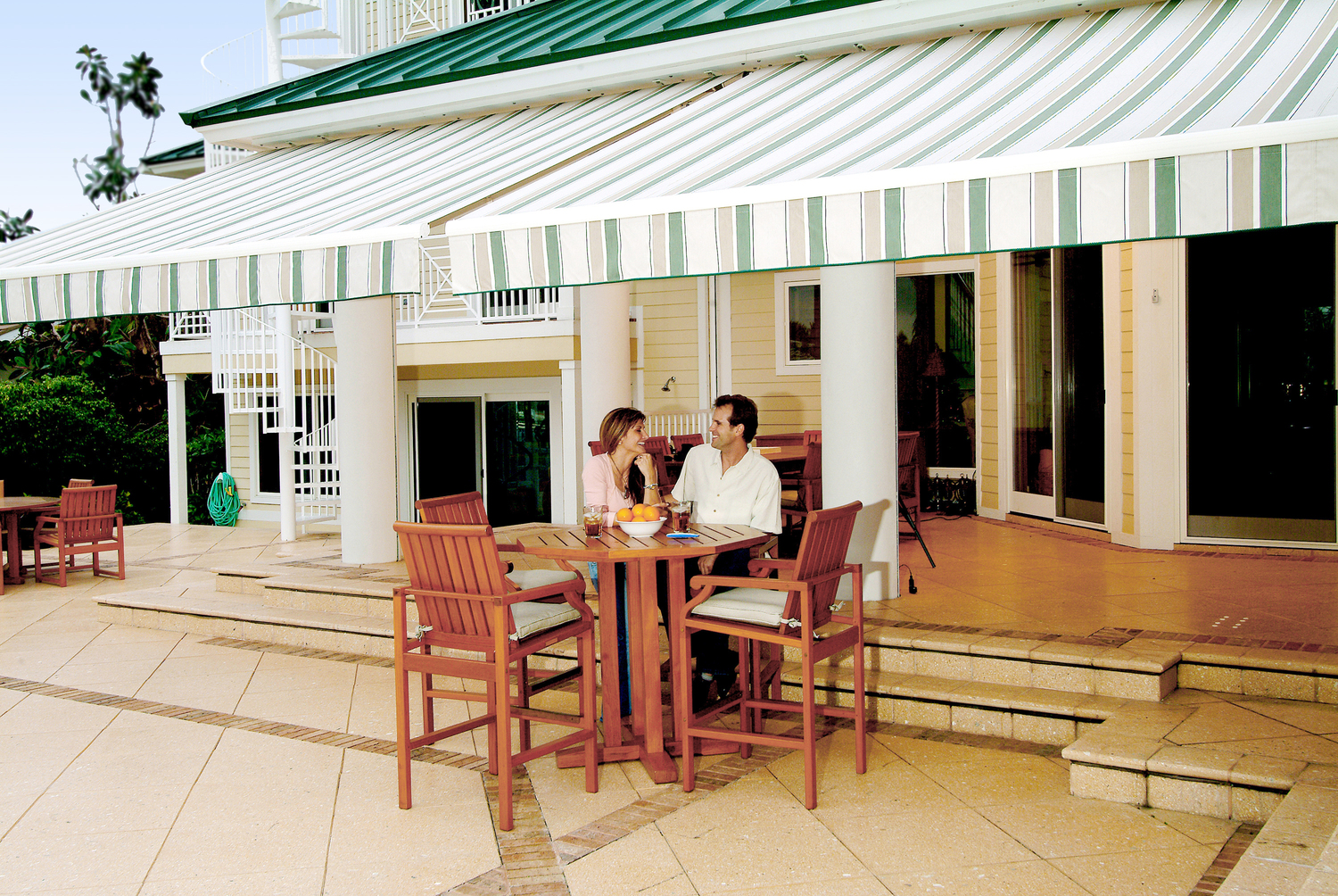 Naples Premier Source For Canvas Awnings And Canopies